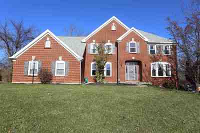 Single Family Home For Sale: 668 Strawberry Hill Court