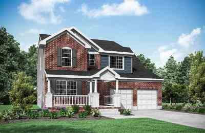 Alexandria Single Family Home New: 7909 Caledonia Court