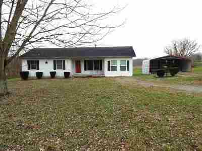 Pendleton County Single Family Home For Sale: 5755 State Route 609