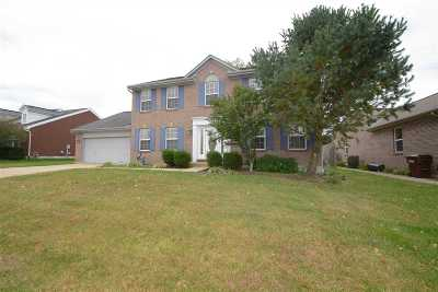 Single Family Home For Sale: 2143 Natchez Trace