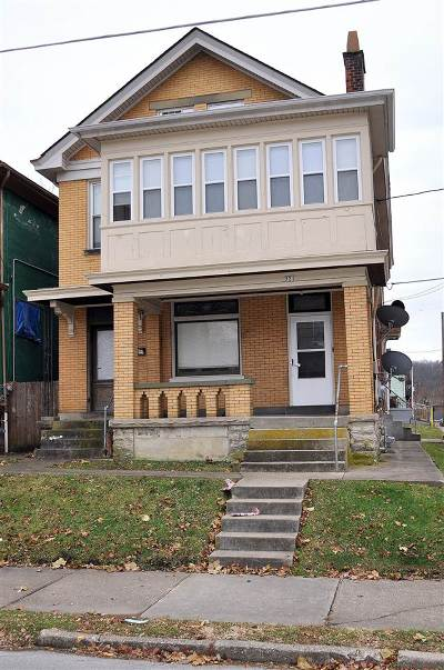 Covington Multi Family Home For Sale: 321 W 16th Street