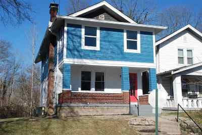 Covington Single Family Home For Sale: 502 E 38th Street