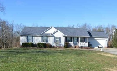 Owen County Single Family Home For Sale: 1550 Hwy 227