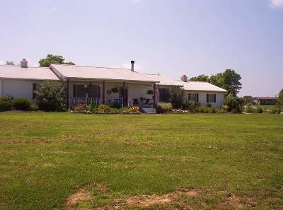 Owenton Single Family Home For Sale: 4715 S Hwy 127s