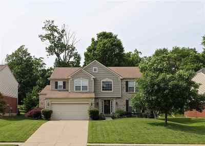 Hebron KY Single Family Home For Sale: $309,900