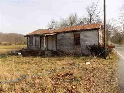 California Single Family Home For Sale: 11782 B Flagg Springs