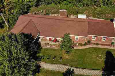 Single Family Home For Sale: 970 Pooles Creek Road