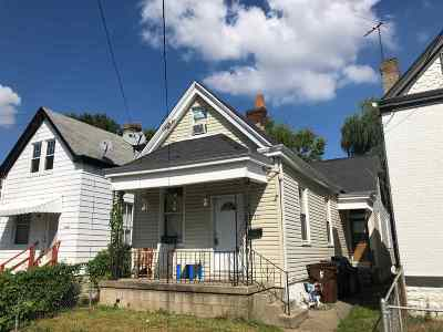 Covington, Independence, Taylor Mill Single Family Home For Sale: 1532 Saint Clair Street