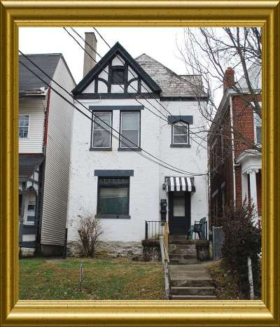 Covington Multi Family Home For Sale: 1611 Greenup Street