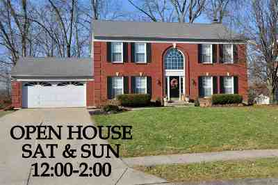 Florence, Union, Walton, Warsaw Single Family Home For Sale: 11003 War Admiral Drive