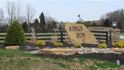Alexandria Residential Lots & Land For Sale: 1110 Kensington Way #Lot 4