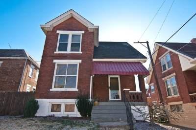 Newport Single Family Home For Sale: 614 E 7th Street