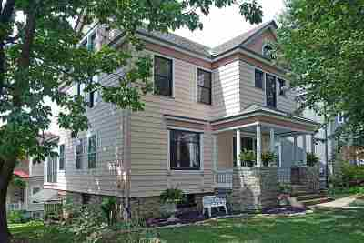 Single Family Home For Sale: 233 Wallace Avenue