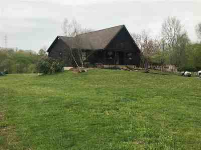 Boone County, Campbell County, Gallatin County, Grant County, Kenton County, Pendleton County Single Family Home For Sale: 8362 Licking Pike