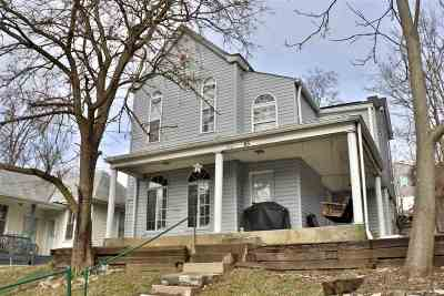 Fort Thomas KY Single Family Home For Sale: $114,900