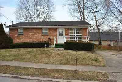 Pendleton County Single Family Home For Sale: 305 Robbins Avenue
