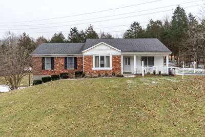 Union Single Family Home For Sale: 6175 Bishop Bend Road