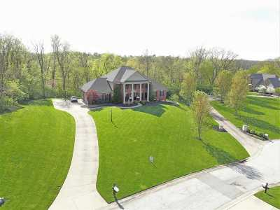 Burlington, Hebron Single Family Home For Sale: 631 Rivershore