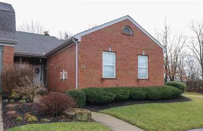 Crestview Hills Single Family Home For Sale: 161 Summer Lane