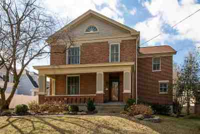 Fort Mitchell Single Family Home For Sale: 219 W Orchard Road