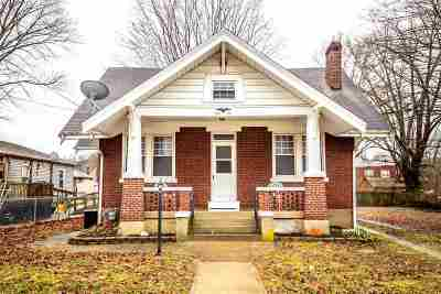 Silver Grove Single Family Home For Sale: 110 E 2nd Street