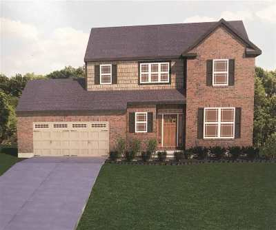 Edgewood Single Family Home New: 115 Beech Drive #LOT #2