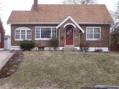 Fort Mitchell Single Family Home For Sale: 14 Requardt Lane