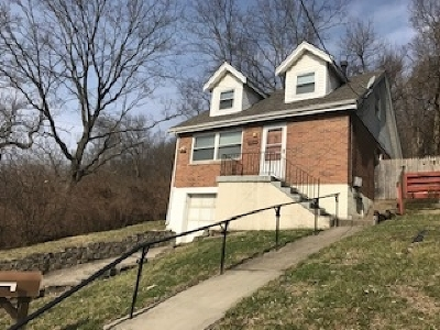 Covington Single Family Home For Sale: 2834 Madison Avenue
