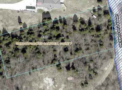 Campbell County Residential Lots & Land For Sale: 10 Upper Tug Fork Road