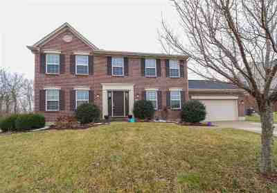 Hebron KY Single Family Home For Sale: $249,900