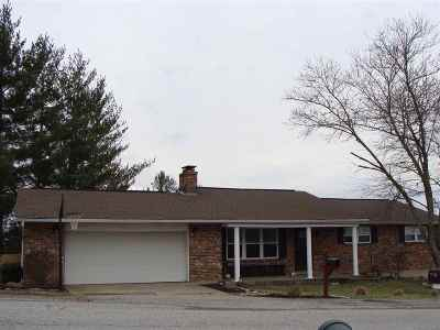 Pendleton County Single Family Home For Sale: 31 Colony Spur