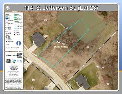 Campbell County Residential Lots & Land For Sale: 114 S Jefferson Street