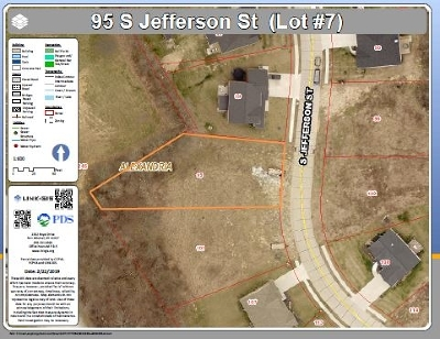 Campbell County Residential Lots & Land For Sale: 95 S Jefferson Street