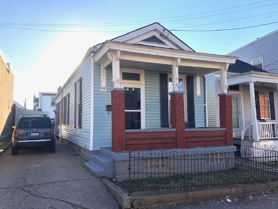 Newport Single Family Home For Sale: 918 Ann Street