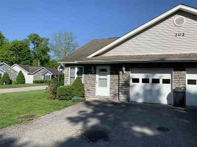Pendleton County Multi Family Home For Sale: 302 Taylor Street