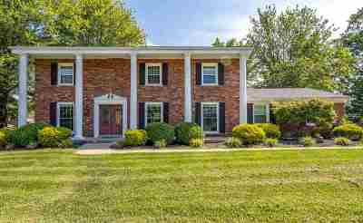 Single Family Home For Sale: 1812 Mount Vernon Drive
