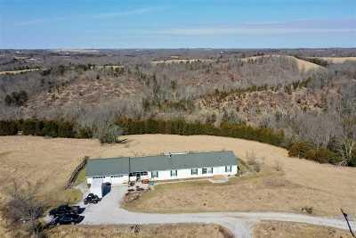 Williamstown Single Family Home For Sale: 548 Harrington Road