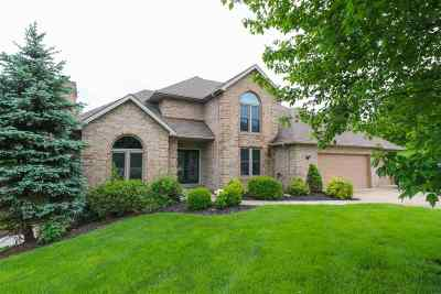 Union Single Family Home For Sale: 1035 Stallion Way