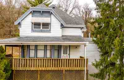 Newport Single Family Home For Sale: 410 W 13th Street