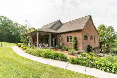 Single Family Home For Sale: 3800 Conley Road