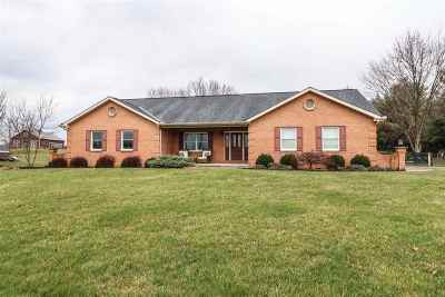 Independence Single Family Home For Sale: 10956 Marshall Road