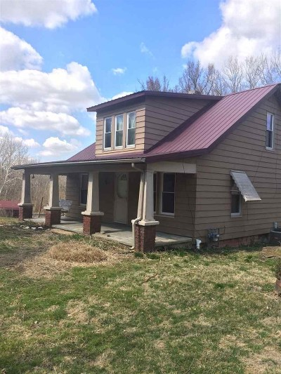 Warsaw KY Single Family Home New: $60,000