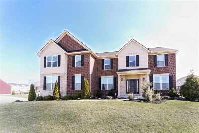 Union KY Single Family Home New: $459,000