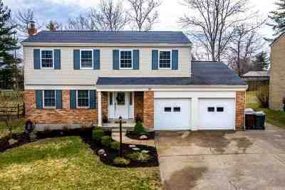 Villa Hills Single Family Home New: 2627 Brookview Drive
