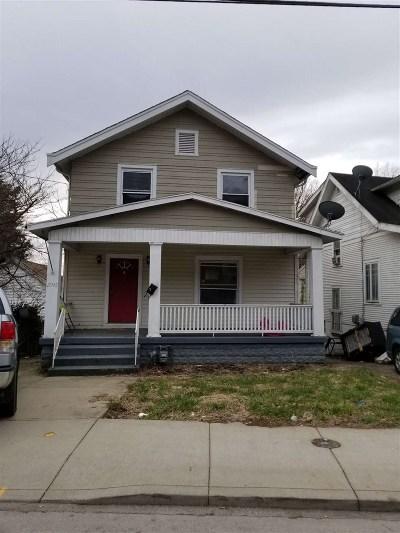 Covington Single Family Home For Sale: 2945 Madison Avenue