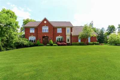 Single Family Home For Sale: 1768 Coachtrail Drive