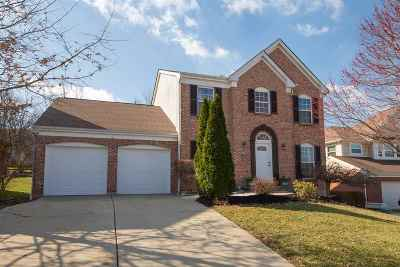 Hebron Single Family Home For Sale: 2068 Woodsedge Court