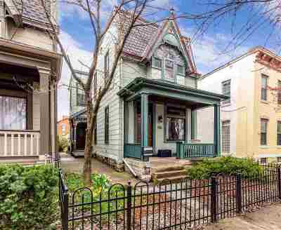 Newport Single Family Home For Sale: 906 Park Avenue
