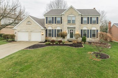 Union Single Family Home For Sale: 985 Lakepointe Court