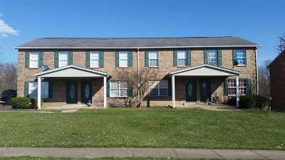 Crittenden Multi Family Home For Sale: 160 Harlan